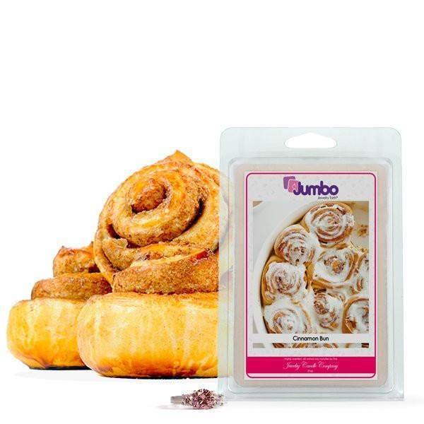 Cinnamon Bun Jumbo Jewelry Tarts-Tarts-The Official Website of Jewelry Candles - Find Jewelry In Candles!