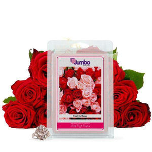 Fresh Cut Roses | Jumbo Jewelry Tart®-Tarts-The Official Website of Jewelry Candles - Find Jewelry In Candles!