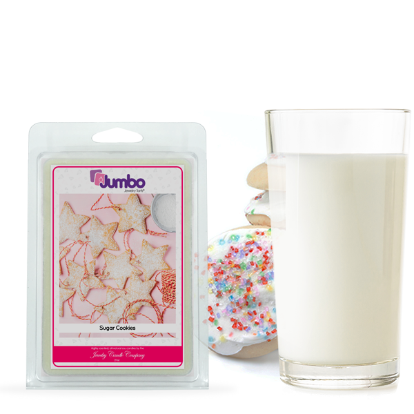 Sugar Cookies | Jumbo Jewelry Tart®-Tarts-The Official Website of Jewelry Candles - Find Jewelry In Candles!