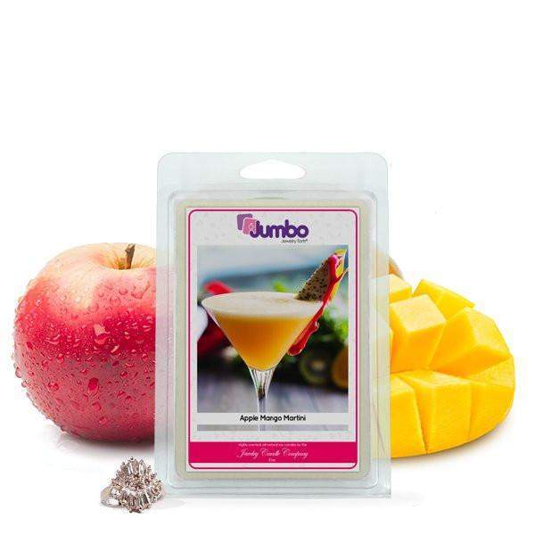 Apple Mango Martini Jumbo Jewelry Tarts-Tarts-The Official Website of Jewelry Candles - Find Jewelry In Candles!