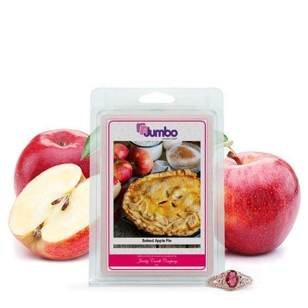 Baked Apple Pie Jumbo Jewelry Tarts-Tarts-The Official Website of Jewelry Candles - Find Jewelry In Candles!