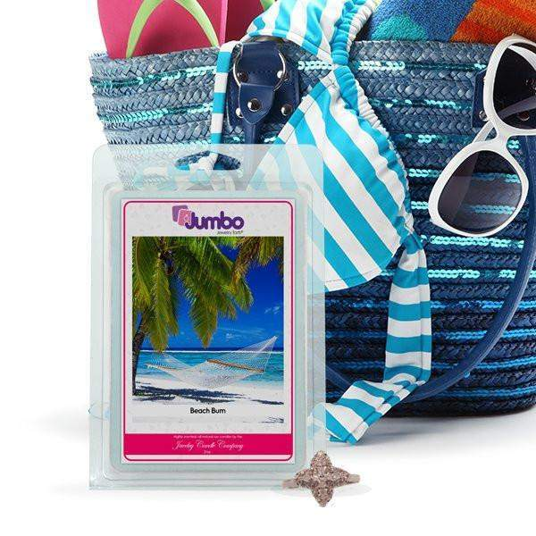 Beach Bum Jumbo Jewelry Tarts-Tarts-The Official Website of Jewelry Candles - Find Jewelry In Candles!