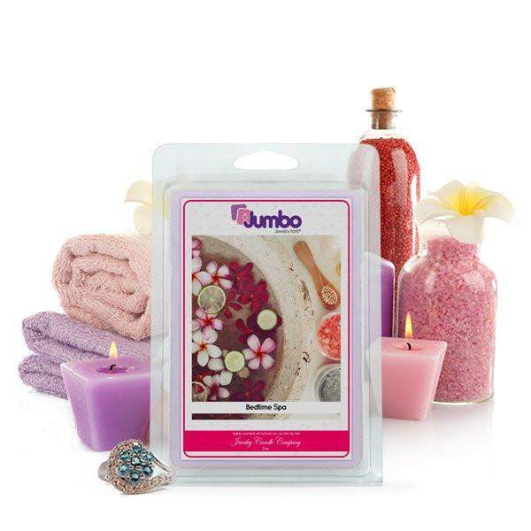 Bedtime Spa Jumbo Jewelry Tarts-Tarts-The Official Website of Jewelry Candles - Find Jewelry In Candles!