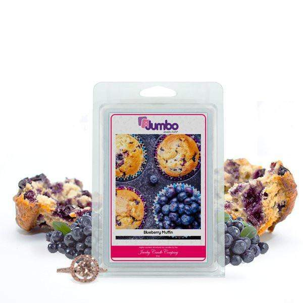 Blueberry Muffin Jumbo Jewelry Tarts-Tarts-The Official Website of Jewelry Candles - Find Jewelry In Candles!