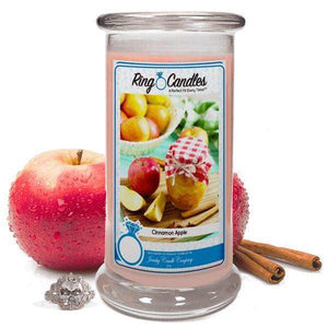 Cinnamon Apple | Ring Candle®-A Day at the Fair Ring Candle-The Official Website of Jewelry Candles - Find Jewelry In Candles!