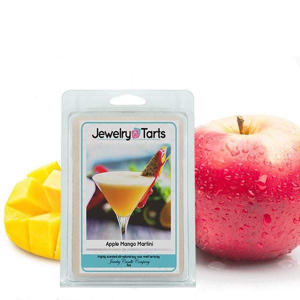 Apple Mango Martini Jewelry Tarts (1 Tart With A Surprise Jewel!)-Jewelry Tarts-The Official Website of Jewelry Candles - Find Jewelry In Candles!