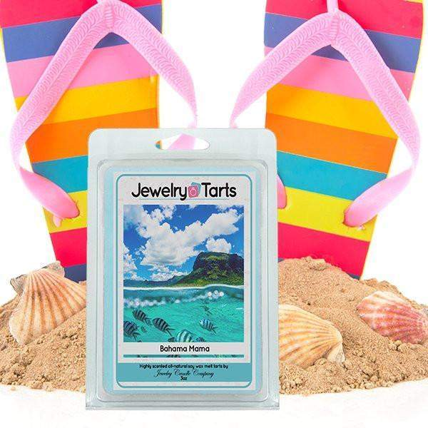 Bahama Mama Jewelry Tarts (1 Tart With A Surprise Jewel!)-Bahama Mama Jewelry Tarts-The Official Website of Jewelry Candles - Find Jewelry In Candles!