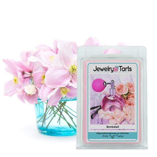 Bombshell Jewelry Tarts (1 Jewelry Tart WITH A Surprise Jewel!)-Jewelry Tarts With Jewelry-The Official Website of Jewelry Candles - Find Jewelry In Candles!