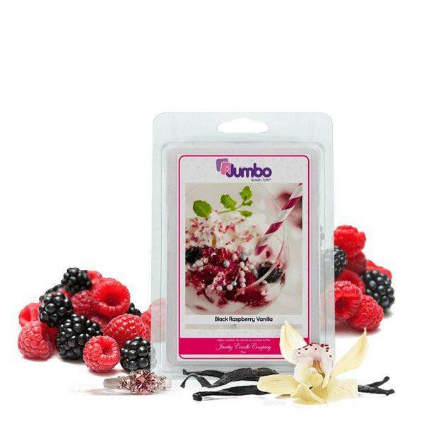 Black Raspberry Vanilla Jumbo Jewelry Tarts-Tarts-The Official Website of Jewelry Candles - Find Jewelry In Candles!