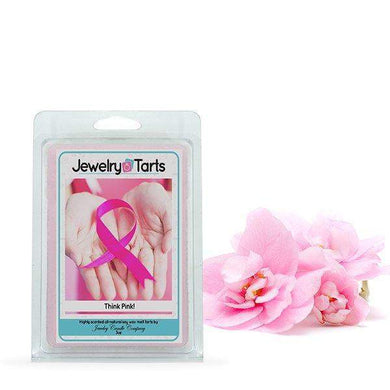 Think Pink! | Jewelry Tart®-Think Pink Jewelry Tart-The Official Website of Jewelry Candles - Find Jewelry In Candles!