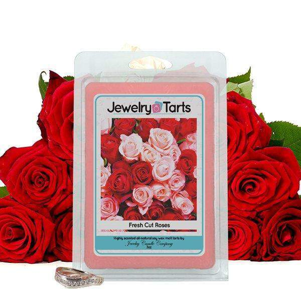 Fresh Cut Roses | Jewelry Tart®-Jewelry Tarts-The Official Website of Jewelry Candles - Find Jewelry In Candles!