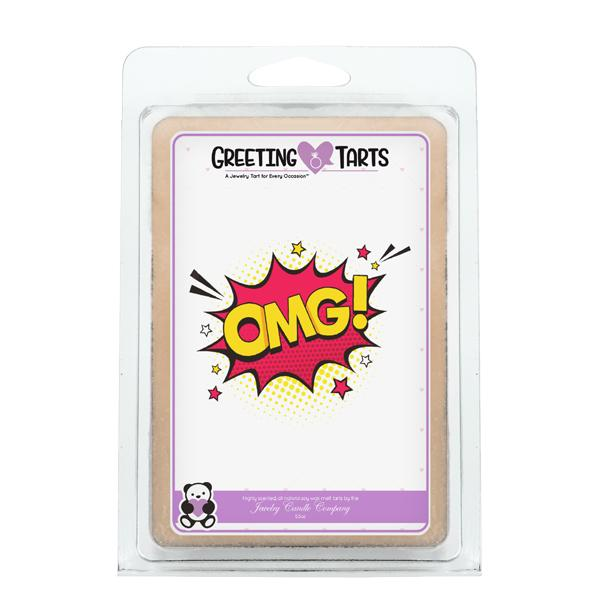 Omg! | Greeting Tart-Greeting Tarts-The Official Website of Jewelry Candles - Find Jewelry In Candles!