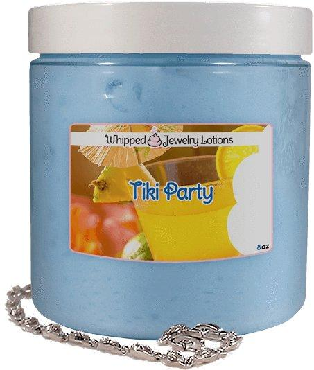 Tiki Party | Whipped Jewelry Lotion-Whipped Jewelry Lotion-The Official Website of Jewelry Candles - Find Jewelry In Candles!