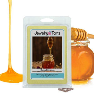 Honey Cinnamon | Jewelry Tart®-Jewelry Tarts-The Official Website of Jewelry Candles - Find Jewelry In Candles!