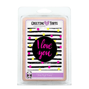 I Love You | Greeting Tart-Greeting Tarts-The Official Website of Jewelry Candles - Find Jewelry In Candles!