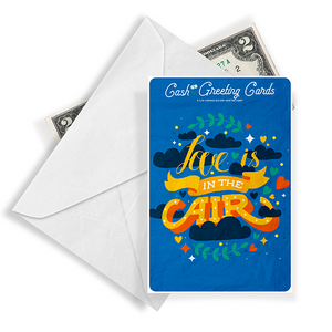 Love Is In The Air | Cash Greeting Cards®-Cash Greeting Cards-The Official Website of Jewelry Candles - Find Jewelry In Candles!