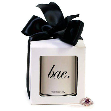 Bae | Quote Candles®-The Official Website of Jewelry Candles - Find Jewelry In Candles!