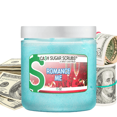 Romance Me | Cash Sugar Scrub®-The Official Website of Jewelry Candles - Find Jewelry In Candles!