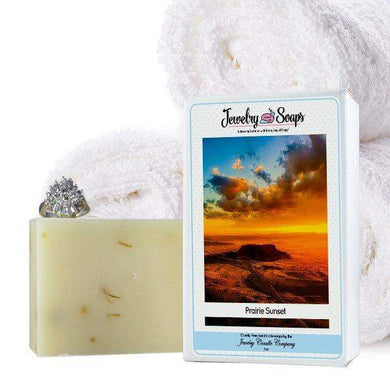 Prairie Sunset | Jewelry Soap-Jewelry Soaps-The Official Website of Jewelry Candles - Find Jewelry In Candles!