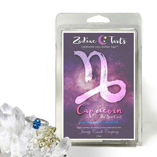 Capricorn Zodiac Tarts-Tarts-The Official Website of Jewelry Candles - Find Jewelry In Candles!