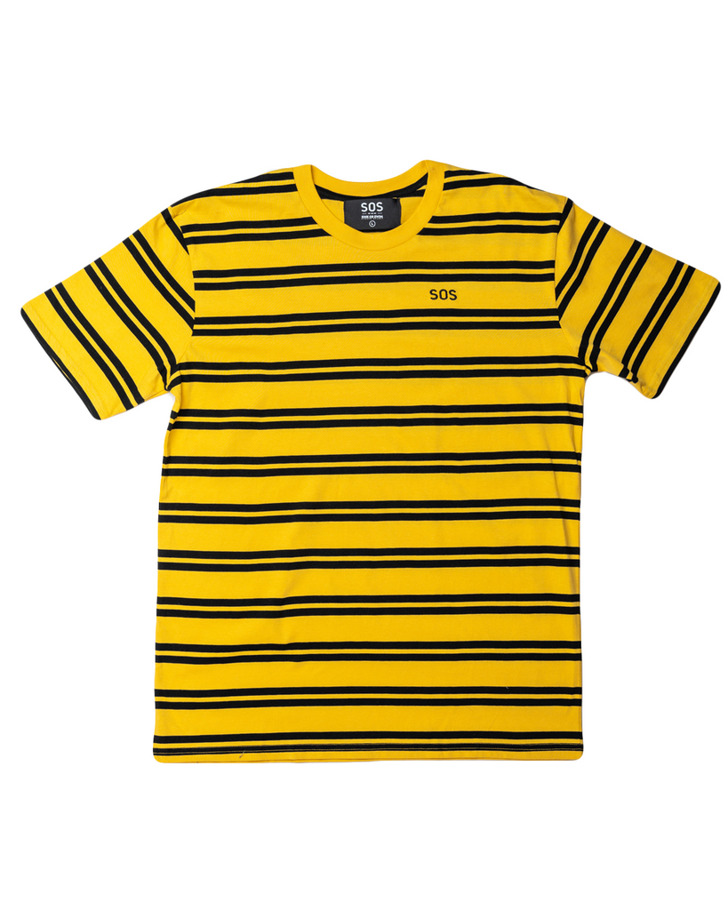 SOS Essential Striped Tee