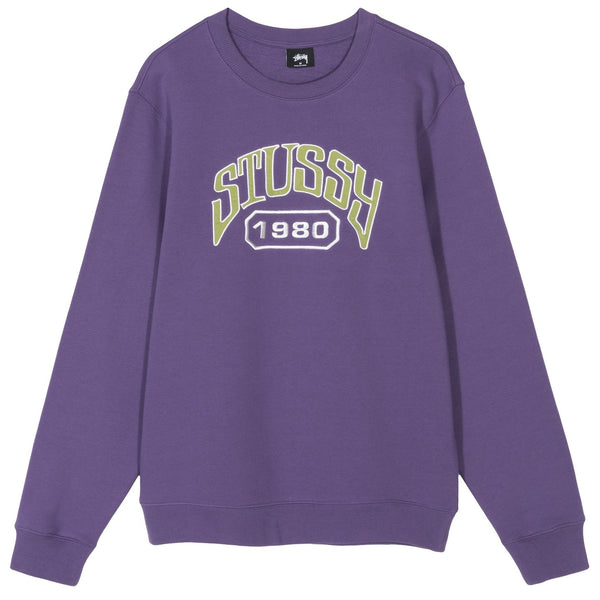 TACKLE TWILL CREW - Purple