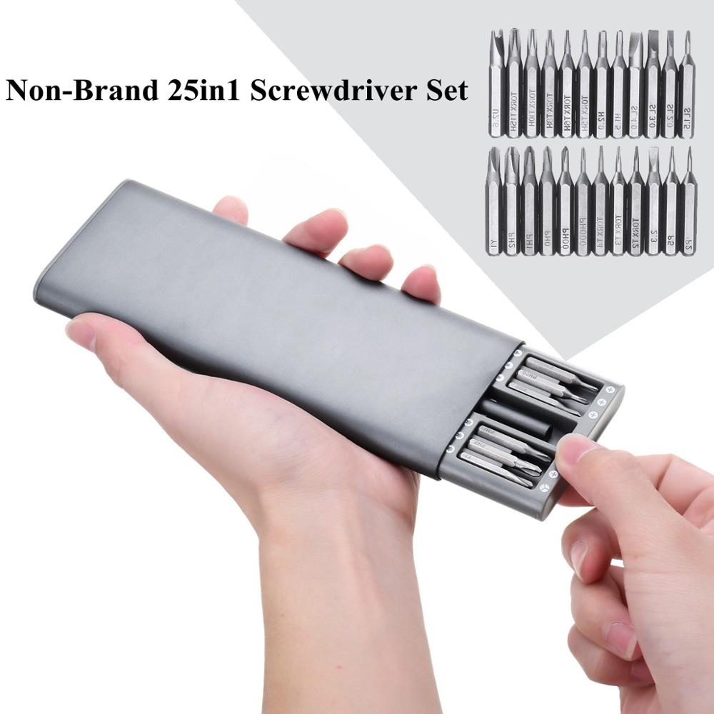 Xiaomi Mijia Wiha 24 in 1 Precision Screw Driver Kit 60HRC Magnetic Bits Repair Tools Xaomi Xiao Mi Screwdriver Set Bit Set