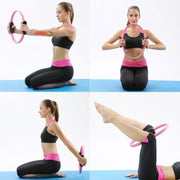 Yoga Workout Pilates Ring - Anytime Exercises
