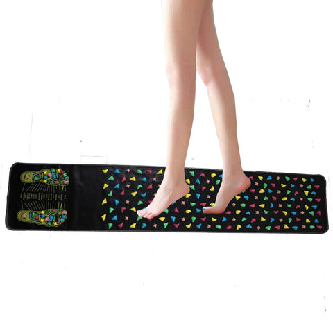 Reflexology Pain Relieve Mat Pad - Anytime Exercises