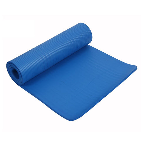 10MM TPE Yoga Mat With Position Line - Anytime Exercises