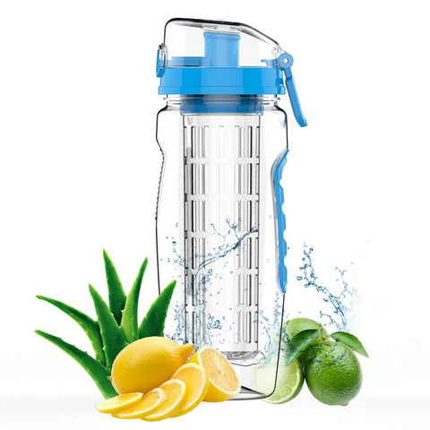 900ml BPA Free Fruit Juice Shaker - Anytime Exercises