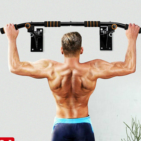 Indoor Wall Horizontal Bar Pull Up - Anytime Exercises