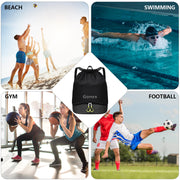 Multifunctional Backpack for Gym - Anytime Exercises