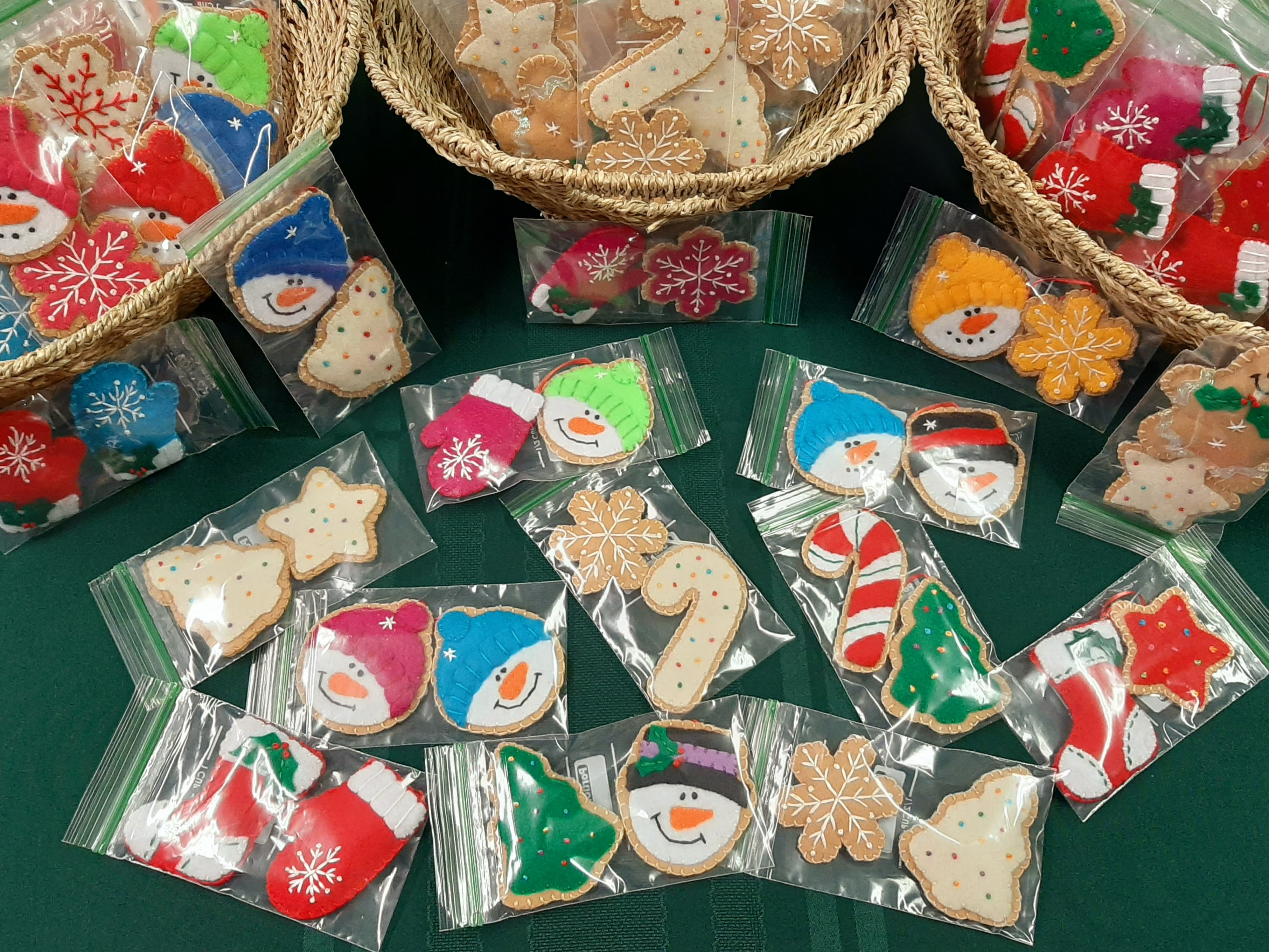 Christmas Ornaments - Butter Cookies (2)