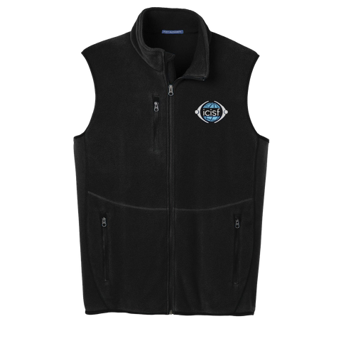 Men's ICISF Fleece Vest