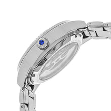 Load image into Gallery viewer, Empress Godiva Automatic MOP Bracelet Watch - Silver/White - EMPEM1101
