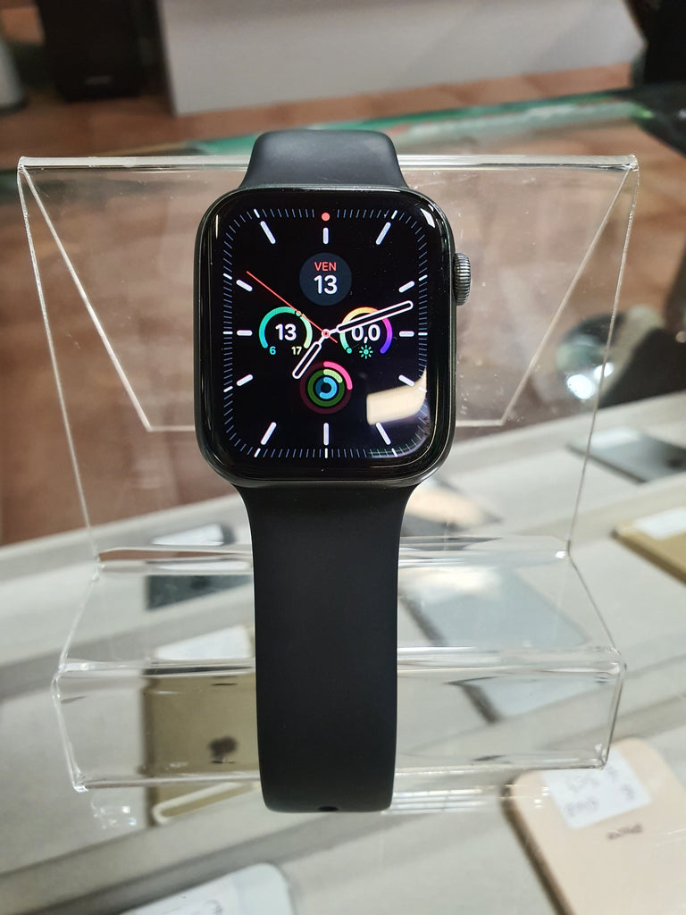 Apple Watch Serie 4 GPS - 44mm - alluminio - black