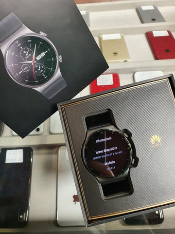 Huawei Watch GT2 Pro 46 mm - black