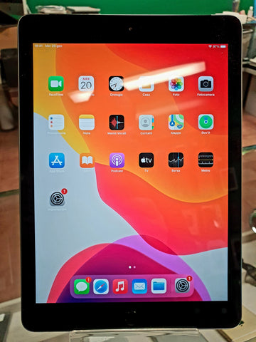 Apple iPad 5 generazione (2017) - 32gb - wifi+cell - grey