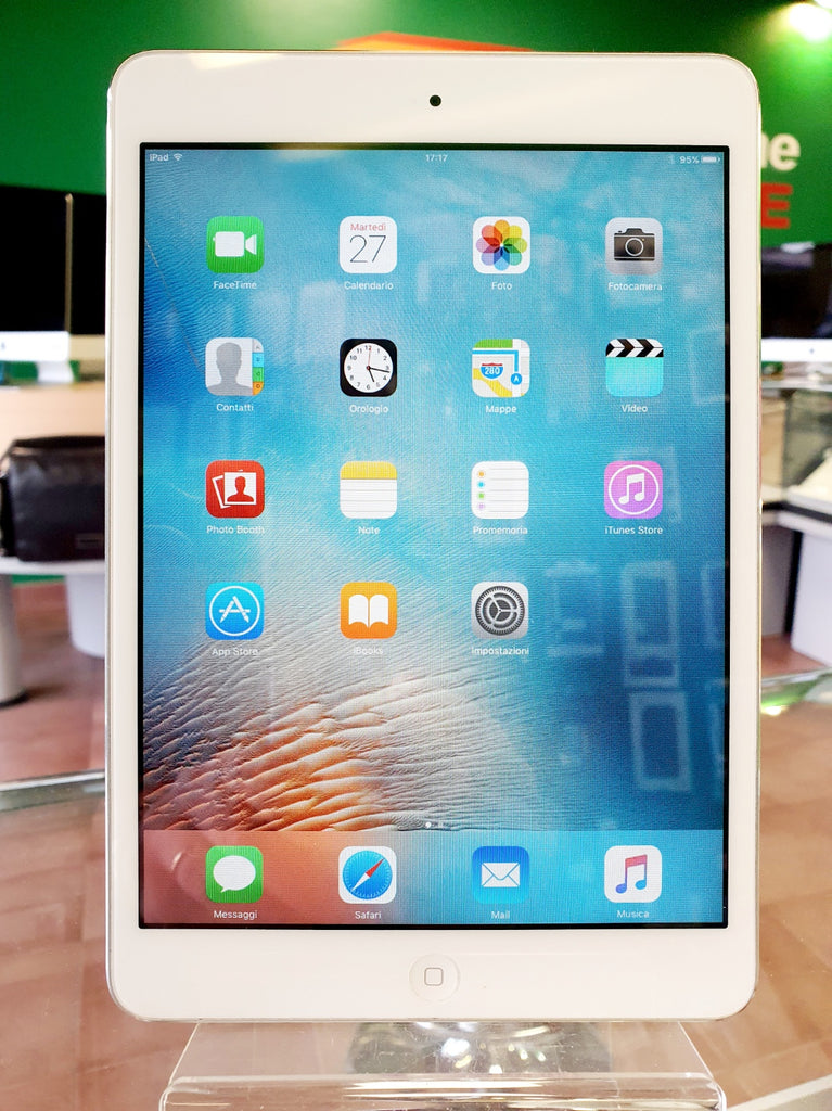 Apple iPad Mini - 32gb - wifi - silver