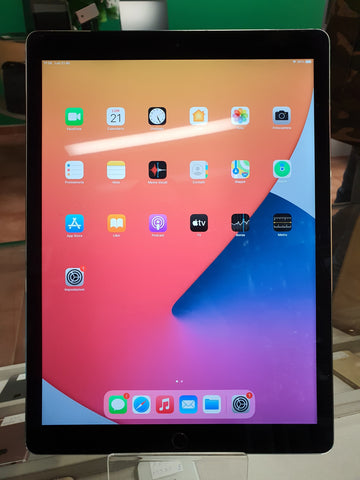 "Apple iPad Pro (2015) - 12,9"" - 256gb - wi-fi+cellular - grey"