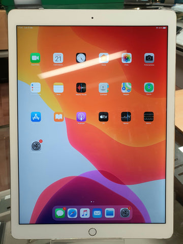 "Apple iPad Pro (2015) - 12,9"" - 128gb - wi-fi+cellular - silver"
