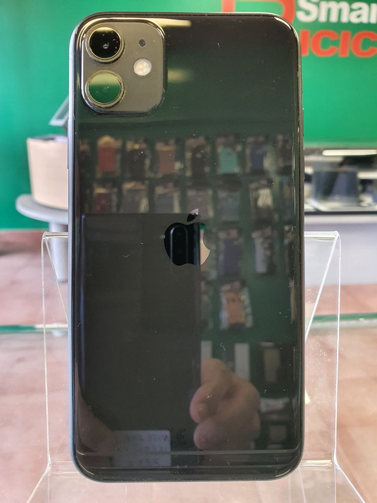 Apple iPhone 11 - 64gb - black