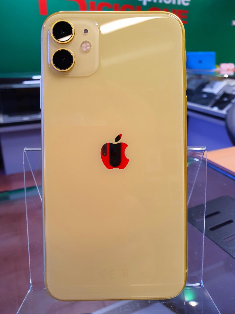 Apple iPhone 11 - 64gb - yellow