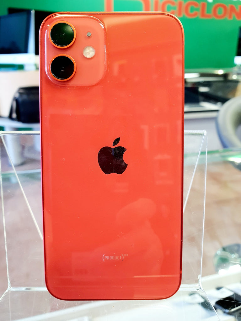 Apple iPhone 12 mini - 128gb - red