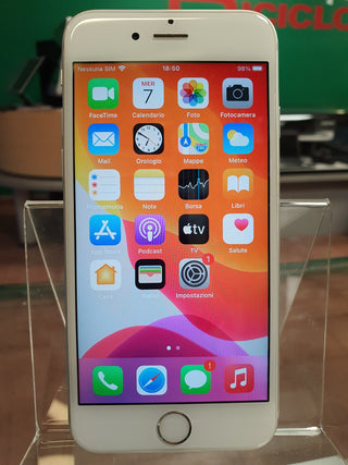 Apple iPhone 6S - 64gb - silver