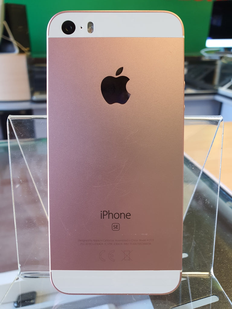 Apple iPhone SE - 16gb - pink rose