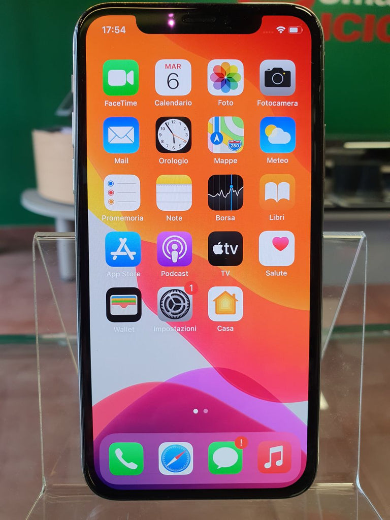 Apple iPhone X - 64gb - grey