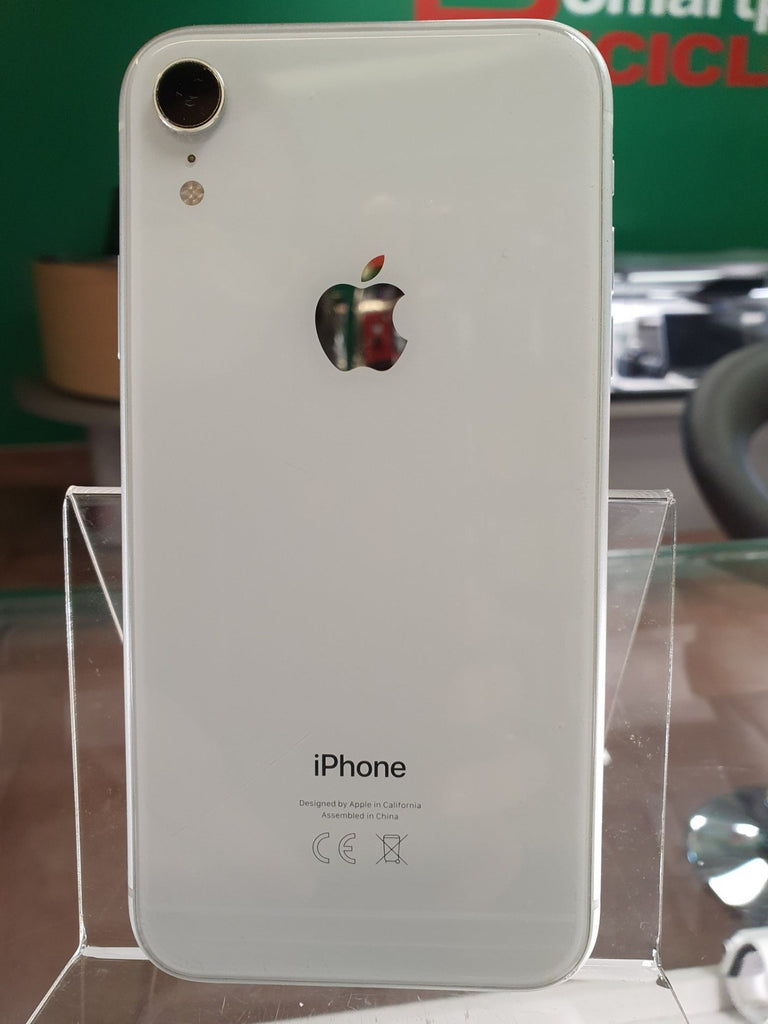 Apple iPhone XR - 256gb - white