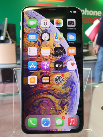 Apple iPhone XS Max - 512gb - silver